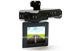 HD car dvr with low illumination. H.264 car black box