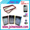 Metal case for iPhone/3G - JWC01