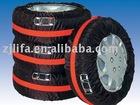 170T polyster car tire cover ,auto accessories,car part