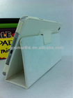 PU leather case for iPad Mini case. With stand