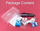 MINI TF Card Clip MP3 Player
