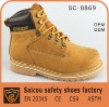 goodyear steel toe leather boot factory (SC-8869)