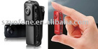 new portable car key mini camera