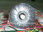 Toroidal power pole mount Transformer for power amplifier mixer