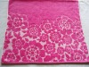 100% cotton Yarn dyed jacquared beach towel