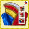 Satin Material Carnival Hat