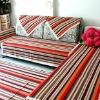 cotton woven sofa cover mat