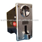 multi-coin coin acceptor for vending machine