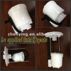 complete variety of gasoline filters for toyota