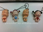 fashionable and cute mobile phone strap