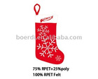 Rpet new design Xmas socks