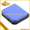 Top Portable Rechargeable Mobile Power Bank real 5000mAh with Dual USB port