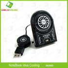 High Heat dissipation USB Notebook Cooling Pads