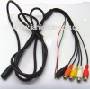 car rearview system camera cable