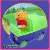 Have light and music,Omni-directional wheel bear b/o car