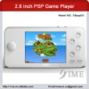 2.8 inch handheld game player console,pmp game player