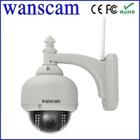 Original Wanscam Pan Tilt Zoom Wifi CCTV IP Waterproof wifi Dome Camera