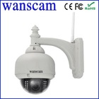 Original Wanscam Pan Tilt Zoom Wifi CCTV IP Waterproof wifi Dome Camera