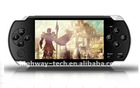 High Definition Portable Game Player