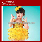 OEM Children's ballroom dance dress(XC-016)