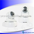 All-in-One IP Camera Support UPNP function,E-mail Alarm