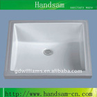 cheap price under counter basin