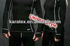 Unisex 100%merino wool seamless sportwear