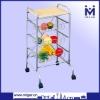 Metal Restaurant food serving trolley MGR-9666