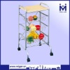 Metal Restaurant food serving trolley MGR-9666