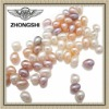 Freshwater Pearl Loose Pearl in Droplet Shape