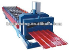 color steel plate roll forming machine