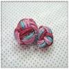 Handmade Chinese knot cufflink buttons