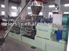 Wood plastic pelletizing extrusion line---Plastic Machine
