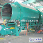 Revolving Cylinder Sieve For Solid Wastes