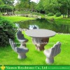 hot selling outdoor stone bench