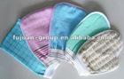 100% sisal bath glove
