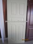 cheaper Pre finished hdf panel door white enamel door