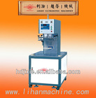 Induction heating implant machine
