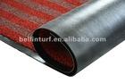 Stripe pile PP carpet with PVC backing