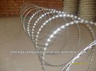 concertina razor barbed wire BTO-22 (ISO9001, manufacturer, China)