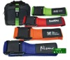 Promotional colorful good quality PP luggage belt