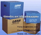 BOT-c010 collapsible corrugated plastic shipping box