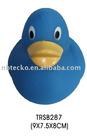 Promotional bath floating EVA duck toy/PVC duck