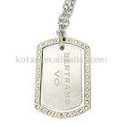 Dog Tag ball chain