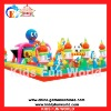 212 Popular kids jumping castle inflatable castle(KFW-I1005)