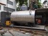 30-4000kg/hr Gas Steam Boilers
