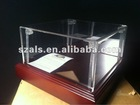 Lighted Musical Collector's Display Case for Baseball Parks