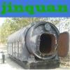 waste tyre and rubber plasti machhien oil