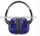 Foldable safety earmuff