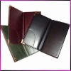 Quality leather bill folder